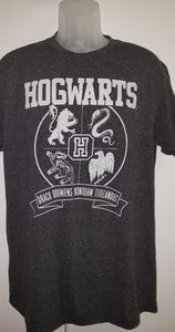 Harry Potter Hogwarts Tshirt XLg